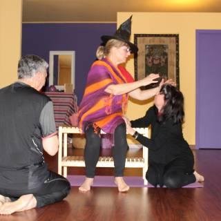 Il guru - teatro olistico